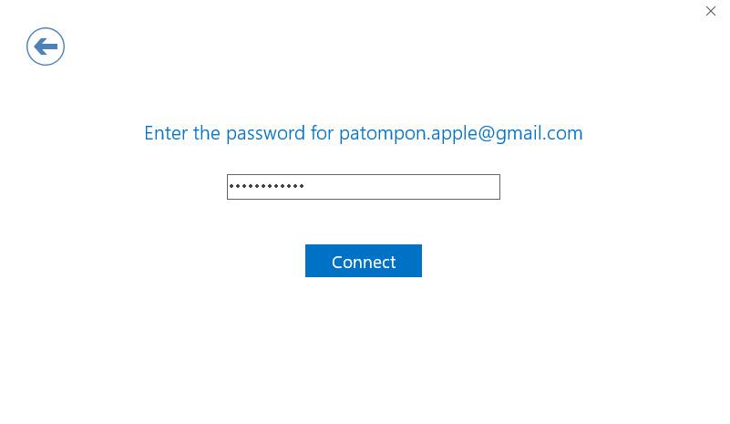 ดูดอีเมล์ @Gmail ใส่ Outlook-2