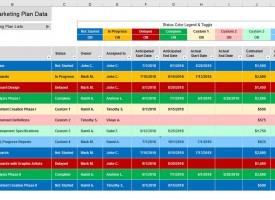 ใส่สีพื้นหลังของเซลล์ Excel เปลี่ยนความจำเจของสีพื้นหลัง