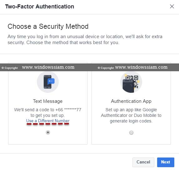 Two-Factor Authentication Facebook-3