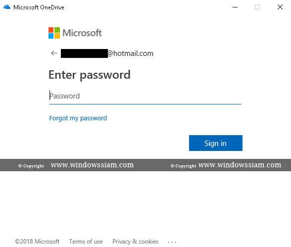 สอนการใช้ OneDrive Microsoft-3