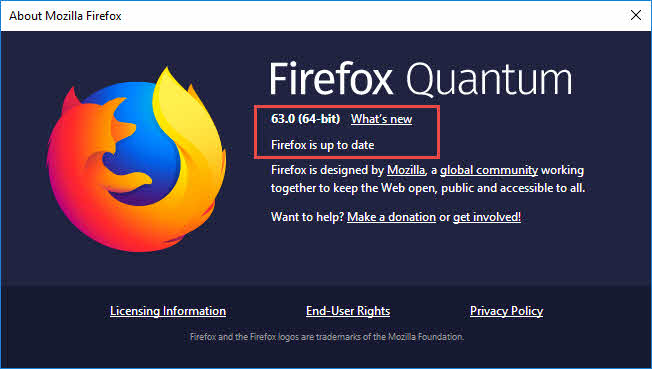อัพเดท Firefox เวอร์ชั่นใหม่-4