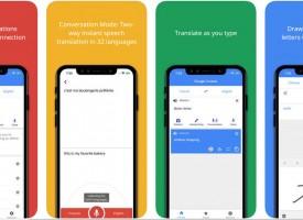 Google Translate แอปมือถือ ถ่ายรูปแปลภาษาไทย-อังกฤษได้ เพียงแค่ถ่ายรูปตัวหนังสือ