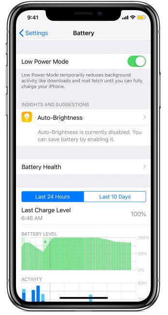 iPhone ไอโฟนแบตเตอร์รี่สีเหลือง-1