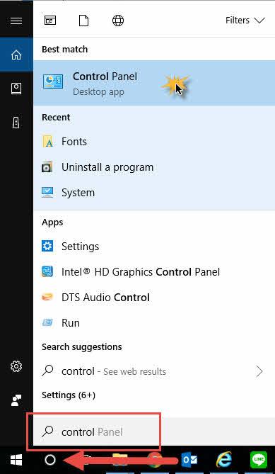 ติดตั้งฟอนต์ Windows 10-5