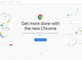 รีเซ็ต Google Chrome ตั้งค่าเริ่มต้นใหม่