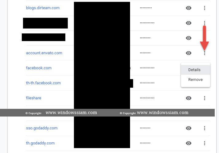ลบจำรหัสผ่าน Google Chrome-3