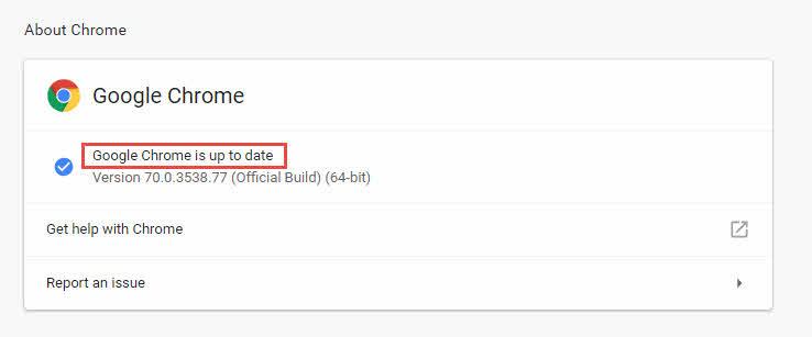 แก้ไขปัญหา Google Chrome ค้าง-2
