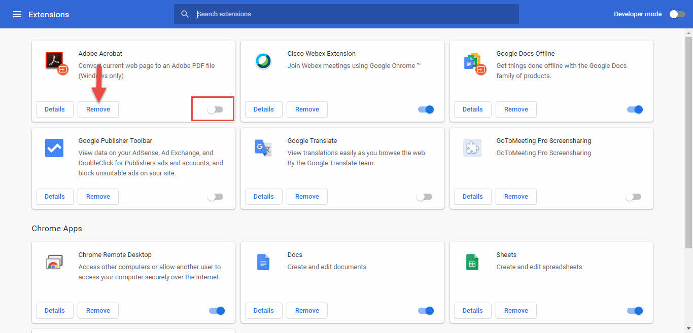 แก้ไขปัญหา Google Chrome ค้าง-9