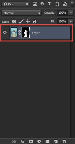 วิธีตัดรูป Photoshop CC -4