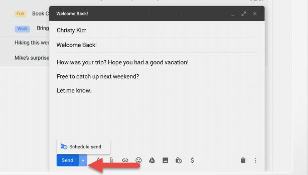 ตั้งเวลาส่งอีเมล์ Gmail-2