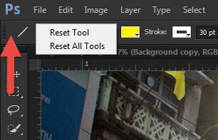 line tool photoshop-3