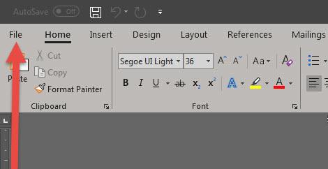 แปลง Word เป็น PDF-2