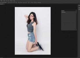 สอน Photoshop CC รวม Layer