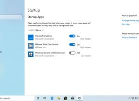 ปรับ Startup โปรแกรม Windows 10 เปิดคอมพิวเตอร์ได้ไวขึ้น