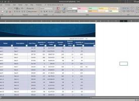"""การตั้งหัวกระดาษ Excel """" Print Titles """" ให้ปริ๊นทุกหน้าของเอกสาร"""