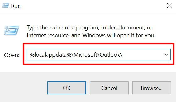 ล้าง Address book ใหม่ Outlook 2019-2