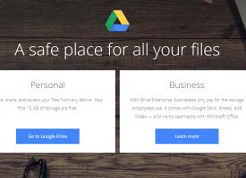 วิธีสมัคร Google Drive เพื่อใช้พื้นที่บนคลาวด์ฟรี 15 GB !
