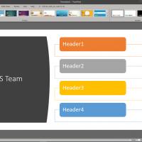 AI สำหรับ PowerPoint ออกแบบหน้าตาสไลค์ให้อัตโนมัติ