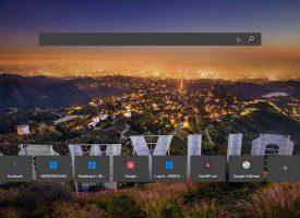 New Microsoft Edge เอาข่าวสารออกจากหน้า New Tab
