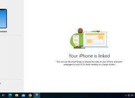 เชื่อมต่อ Windows 10 กับ มือถือ ( iPhone , แอนดรอยด์ )