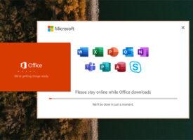 วิธีติดตั้ง Microsoft Office 365